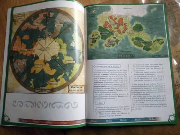 le kit de découverte Emysfer