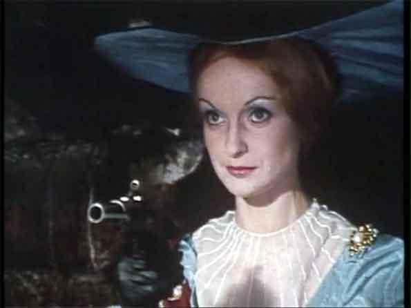 La Baronne Roxanne de Saint-Gély