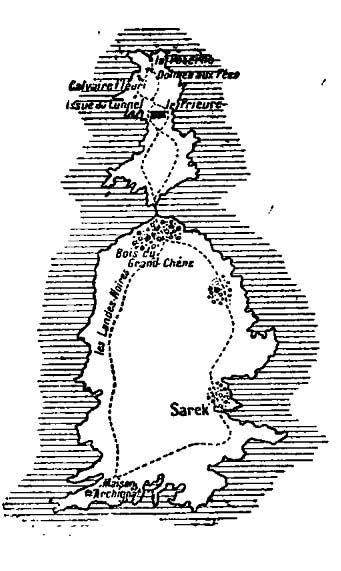 L'île aux trente cercueils