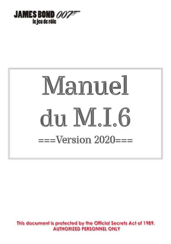 Manuel MI6 light