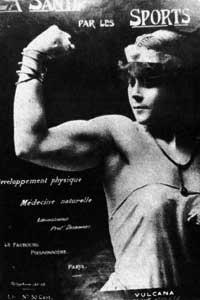 Vulcana - La santé par le sport