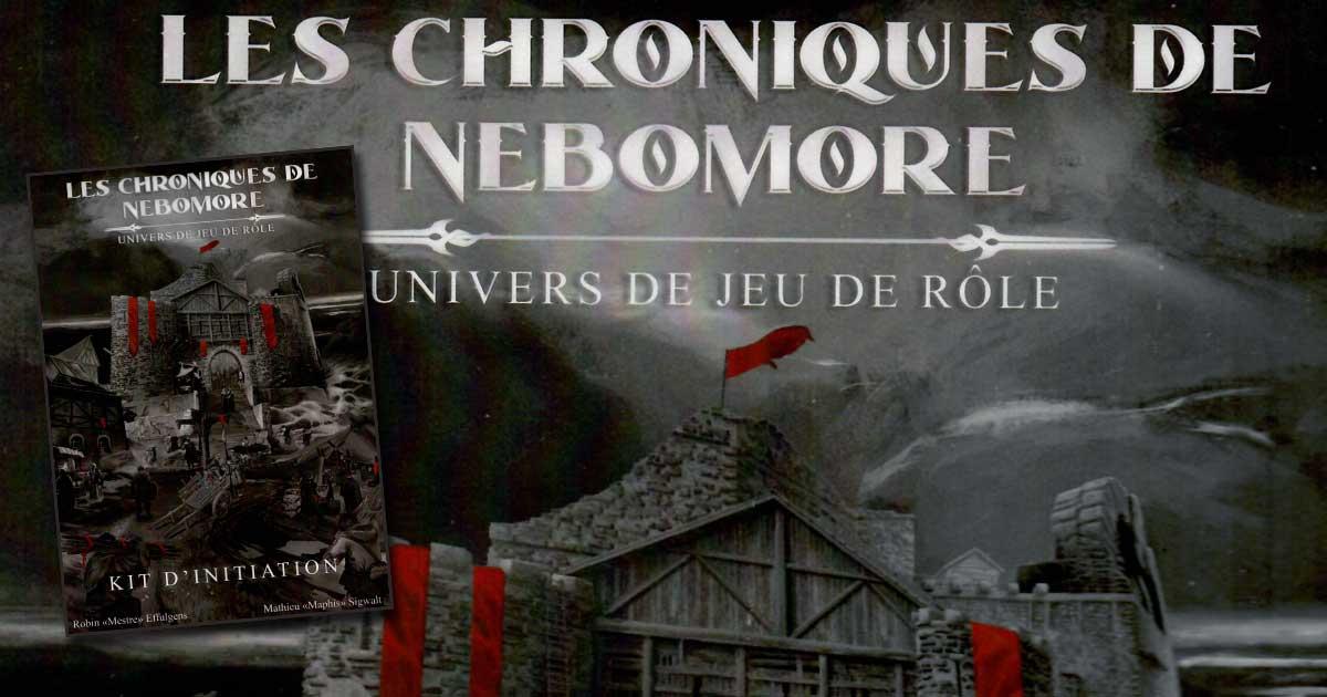 Les Chroniques de Nebomore