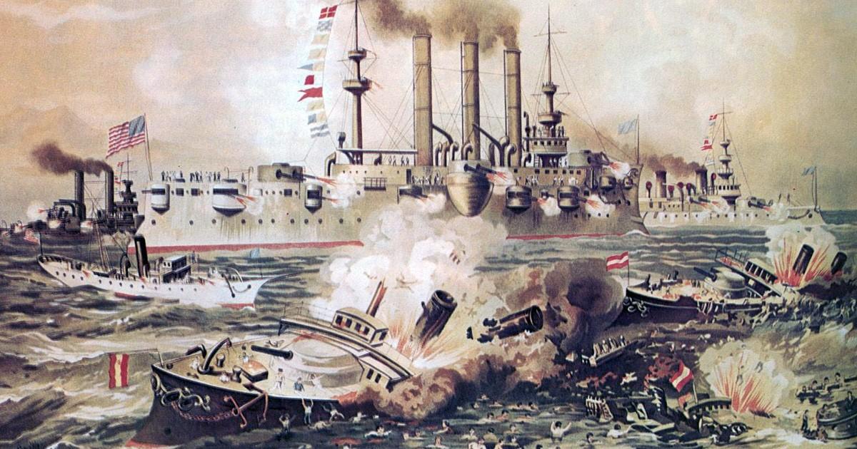 guerre hispano américaine