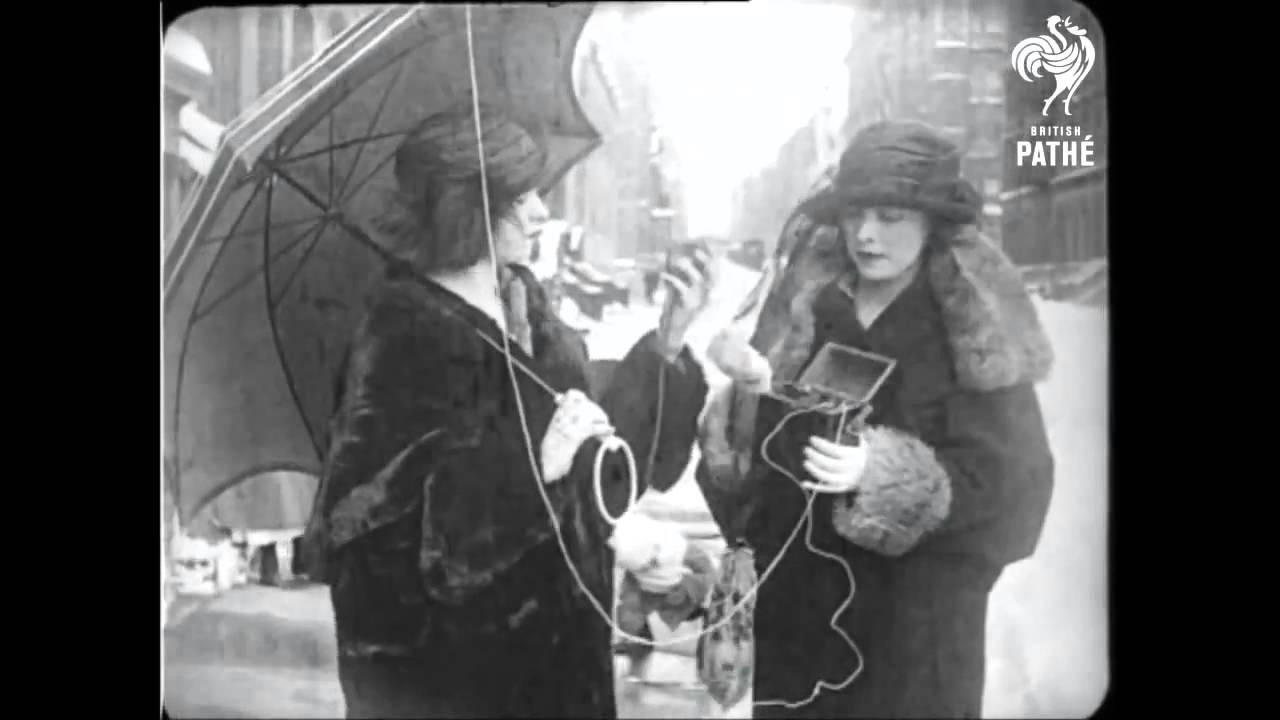telephone 1922