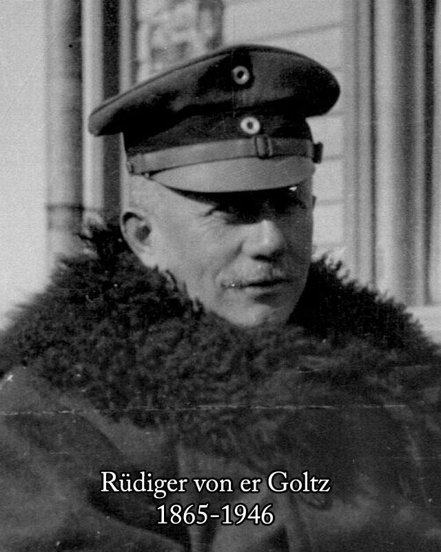 Rudiger von er Goltz