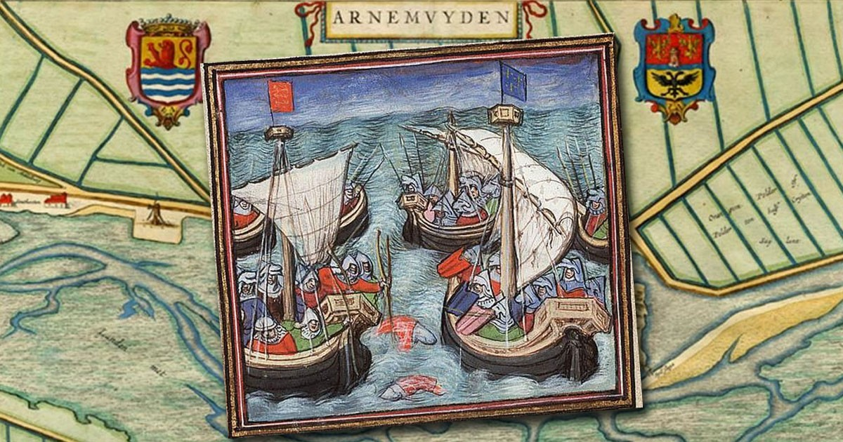 bataille d'Arnemuiden
