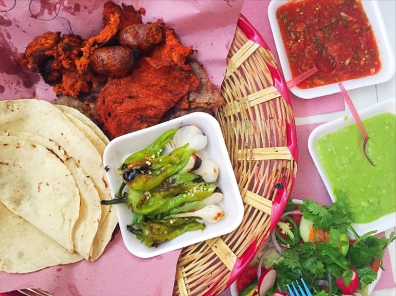 Where to go in Mexico- Oaxacan BBQ