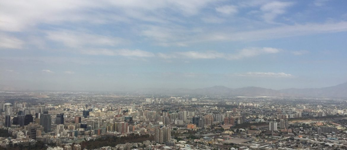 Things to do in Santiago Chile - San Cristobal Hill
