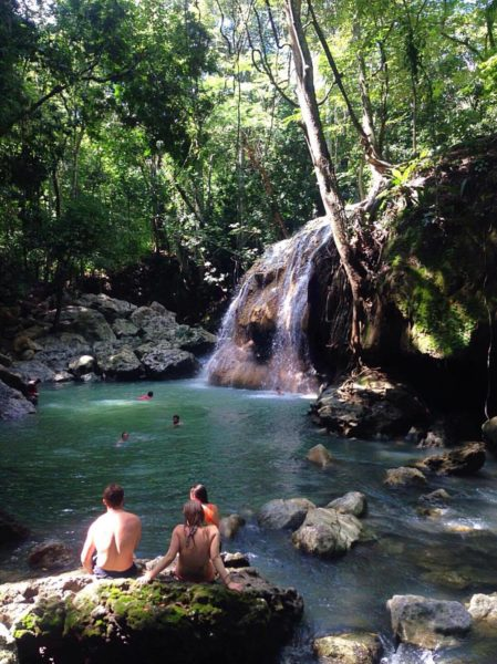 Things to do in Guatemala - waterfall