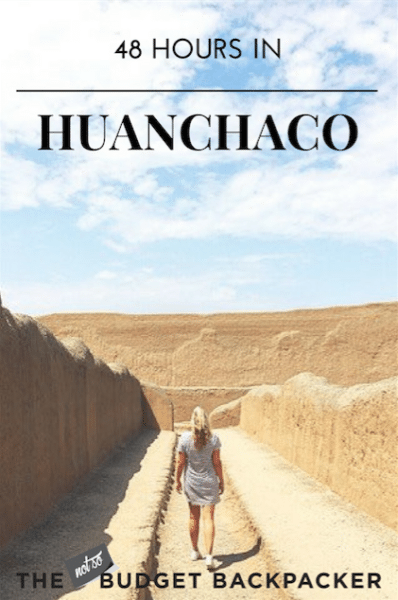 Things to do in Huanchaco - pinterest