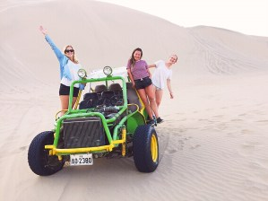 Everything You Need To Know Before Sandboarding Peru