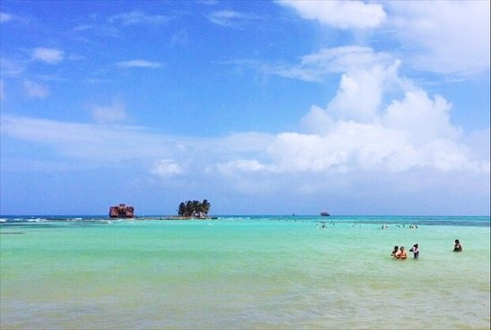 Things to do in San Andres Colombia - rocky cay