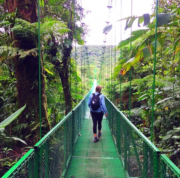 Top Things to do in Monteverde Costa Rica - Hanging bridges