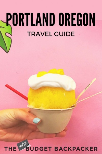 Places to go in Portland Oregon - Pinterest