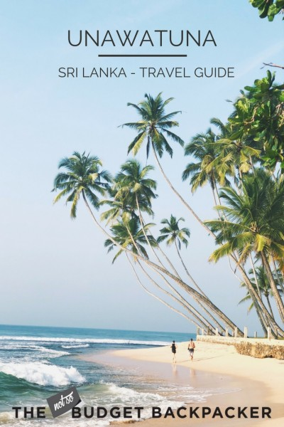 Things to do in Unawatuna - Pinterest