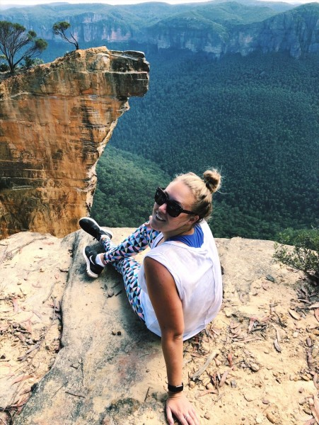 Things to do in the Blue Mountains - Hanging Rock