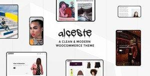 Alceste - A Clean and Modern WooCommerce Theme