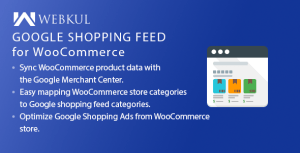 Google Shopping Feed pour WooCommerce