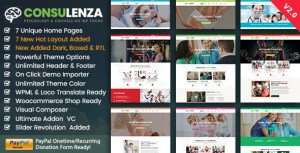 Consulenza - Counseling Medical Dental Gym Fitness WordPress