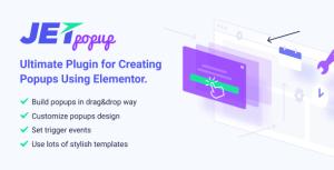 JetPopup — Popup Addon for Elementor