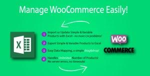 Produit Import Export avec Excel pour WooCommerce