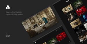 Satelite - Creative Ajax Portfolio Showcase Slider Theme
