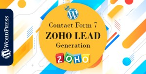 WP-Contact Form 7 to ZOHO Lead Generation