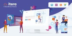 iTera   A Trendy IT, SEO, Digital WordPress Theme
