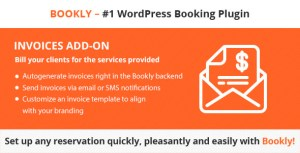 Bookly Invoices (Add-on)