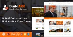 BuildARK- Construction Business WordPress Theme