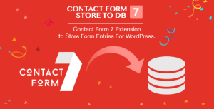 Contact Form 7 Store to DB - CF7 Extension to Store Form Entries (Fully GDPR Compliance)