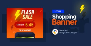 Online Shopping AD Banner 28