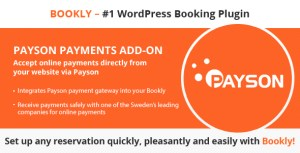 Bookly Payson (Add-on)