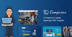 Compurox - Computer Repair HTML Template