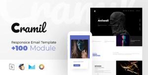 Cramil - Multipurpose Responsive