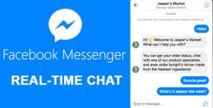 Facebook Messenger Customer Chat Plugin WordPress