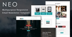 Neo - Multipurpose Responsive Email Template