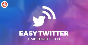 Easy Twitter Embedded Feed