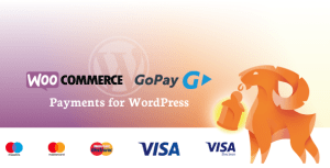 GoPay Payments Gateway for WooCommerce