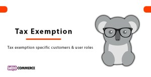 WooCommerce Tax Exempt: Vat Exempt Customers & Role Plugin