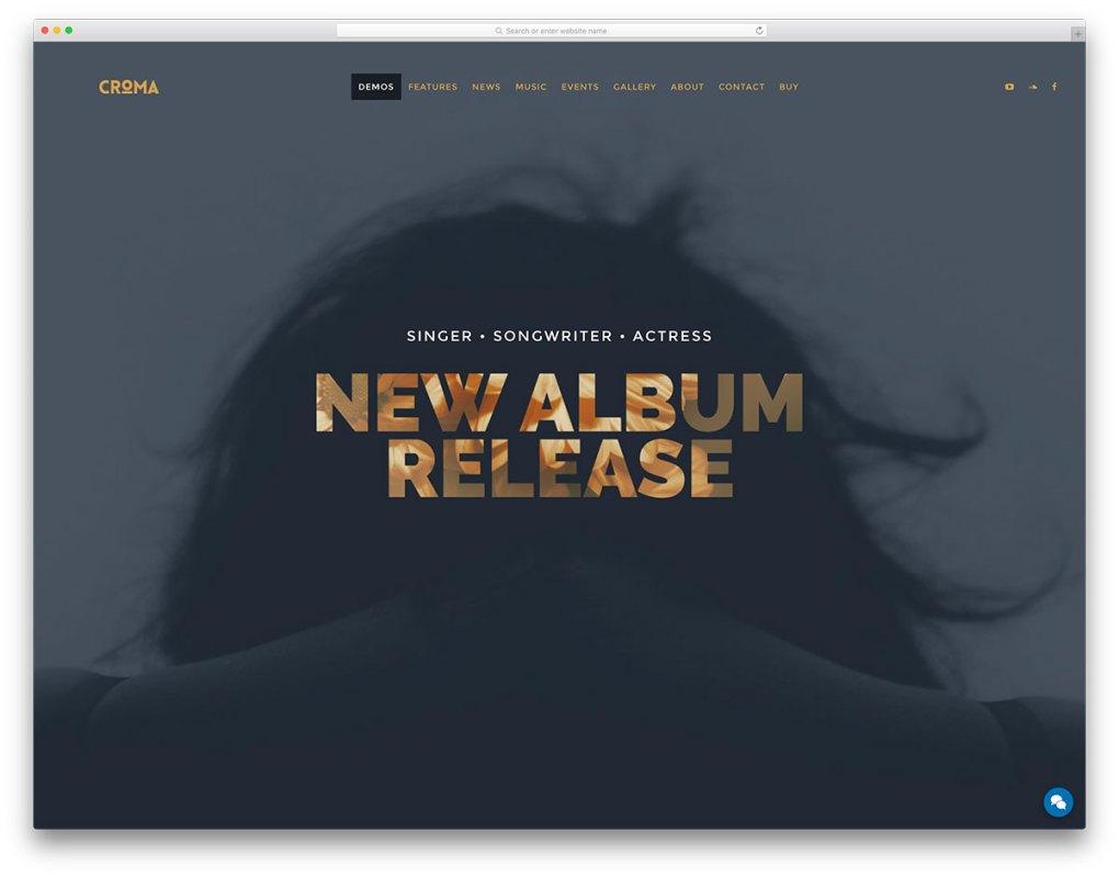 croma-fullscreen-music-wordpress-template