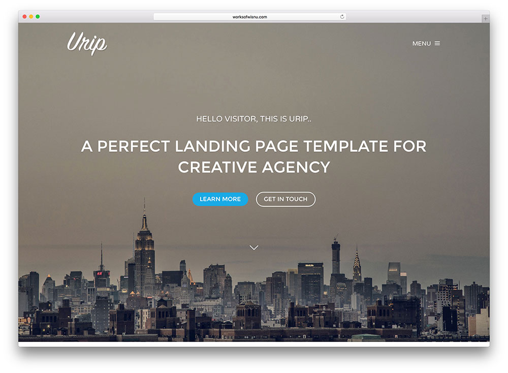 urip-fullscreen-marketing-wp-theme