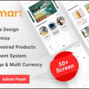 Zenmart - eCommerce Flutter Mobile App with Admin Panel Single Vendor - Script Advisor