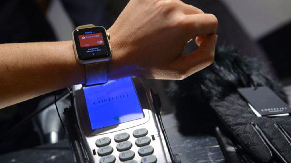 Apple Pay con Apple Watch