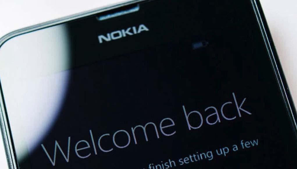 Nokia, welcome back