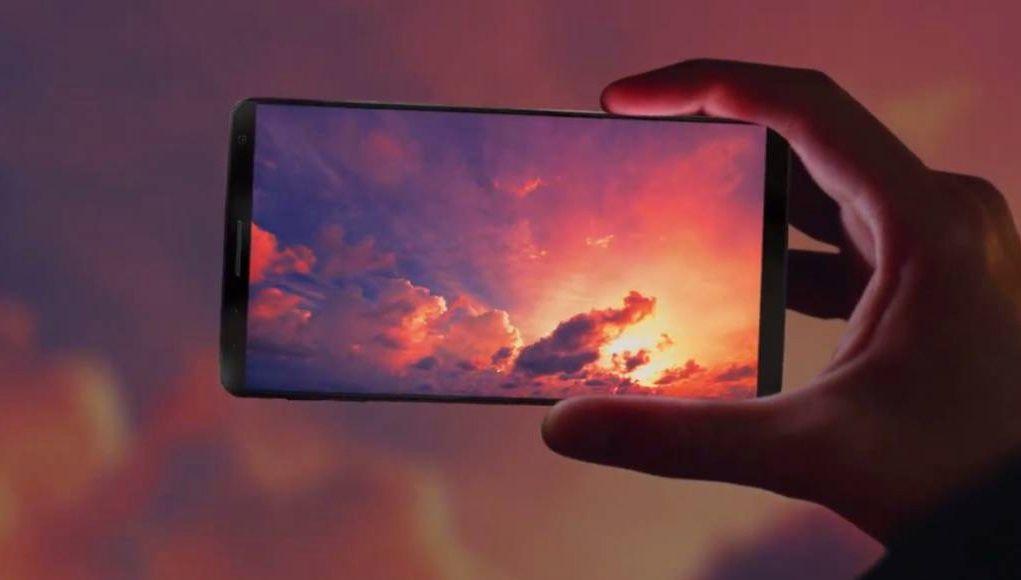Samsung Galaxy S8 cámara