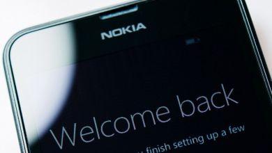 Regreso de Nokia