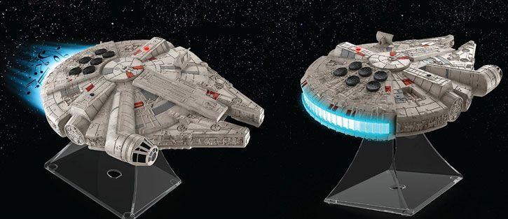 Altavoz Star Wars Halcón Milenario