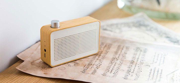 Altavoz Radio Emie