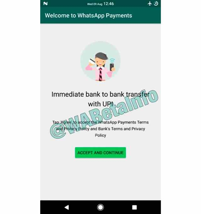 Términos y Condiciones de WhatsApp Payments